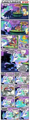 THE NIGHTMARE NIGHT CHRONICLES - ASSASSIN PIP by PONYMAAN