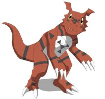 Guilmon by MttKn14
