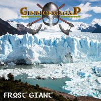 Frost Giant album art experiment by kainserpentine