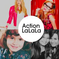 Action LaLaLa. by Unbrokenandmore