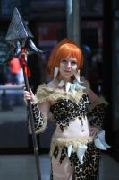Nidalee league of legends cosplay- japan expo 2012 by AmyAGY