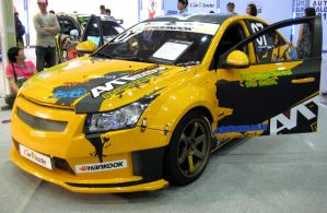 Chevrolet Cruze Cup Race Series by toyonda