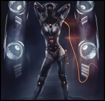 Rinzler Dominatrix by Patrick2011