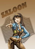 Saloon by anapeig