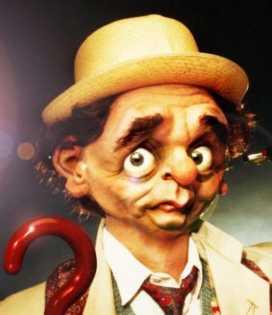 Sylvester McCoy - The Seventh Doctor Who. by SMansfield