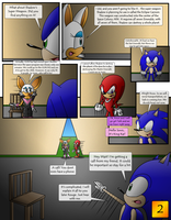 Sonic the Hedgehog Z #4 Pg. 2 Sept. 2013 by CCI545