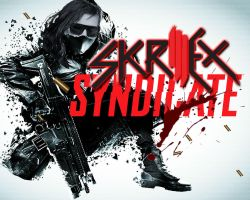 Skrillex - Syndicate by rockstarcrossing