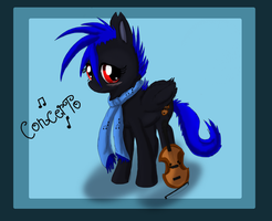 Concerto by The-Shy-Violinist