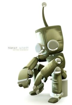 Next step Gir like robot by ethan-