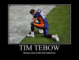 Tim Tebow by INF3CT3D-D3M0N