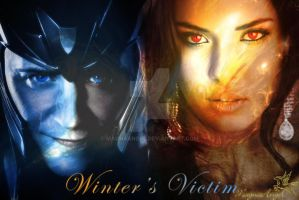 Winter's Victim Cover (Completed Fanfiction) by MagnaAngel