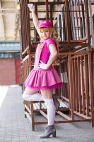 Super Peach by Elsa-Cosplay
