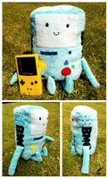 Beemo Plush by Dizzie-Dog