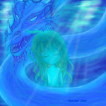 Water Dragon by snoday