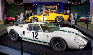MkI and MkIV GT40s by PrimalOrB
