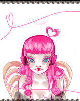 Monster High- C.A Cupid by RavenNoodle