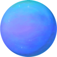 Planet Neptune PNG by RavenMaddArtwork