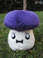 MapleStory Urban Fungus Plush by LiLMoon