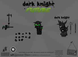 Future Dark Knight by warman333