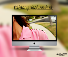 Military Fashion Pink Wallpaper By Julieta7599 by Julieta7599