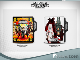 Deadman Wonderland Icon Pack by GianMendes