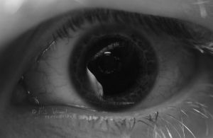 my focussing eye by Nils-Wingert