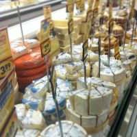 Cheese Counter by piratesofbrooklyn