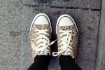 Mis converse. by cmealr