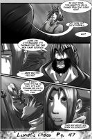 Lunatic chaos- Issue 2 pg 47 by Barrin84