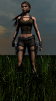 Lara33 by Hiddenus