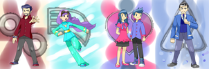 The New Hoenn Gym Leaders Part 2 by ChrisJ-Alejo
