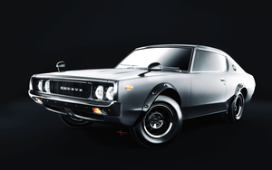 Datsun Steel One by KMiklas