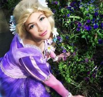 Rapunzel from Tangeled by Selphie333