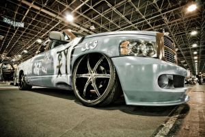 Dodge Ram by miki3d