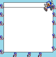 Sonic journal skin by cinostheechidna