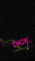 my name is... by NickDart