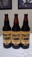 Brew Bee: Roasted Flannel Stout by tedbergeron