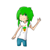 Gumi. by nohammertime