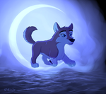 Wolf`s soul by CL-Aconite