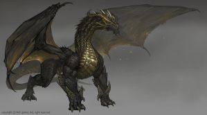 1603 Orb Dragon by alswns3421