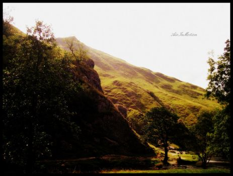 Dovedale by AirInMotion