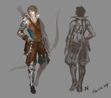 character design ex2 by narrator366