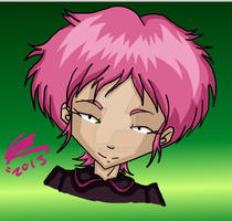 RE-UPLOAD 2013 Aelita by EmberCL