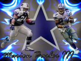 Marion Barber wallpaper by chicagosportsown