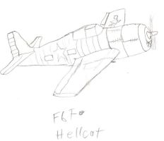 "plane thinge ""hellcat"" by Just498"