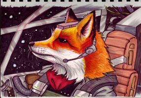 :TheStarFox: by vashperado