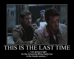 When Cas Goes to the Grocery Store by BecomingaWallflower