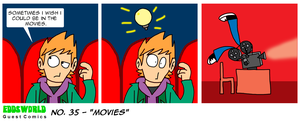 EWGUESTCOMIC No. 35 - Movies by SuperSmash3DS