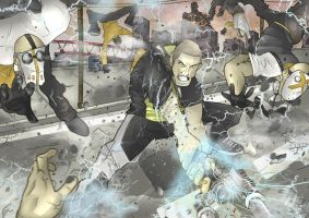 Infamous 2 by MatthewHogben