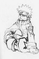 """Naruto """"Come on,let's ol grin"""" by blizzardstrike"""